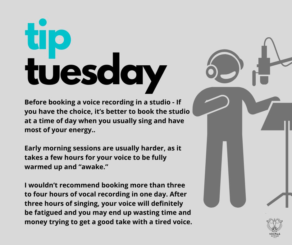 tip tuesday Studio.